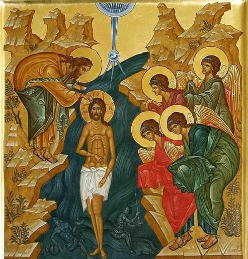 Niedziela Chrztu Pańskiego ( 13.01.2019)