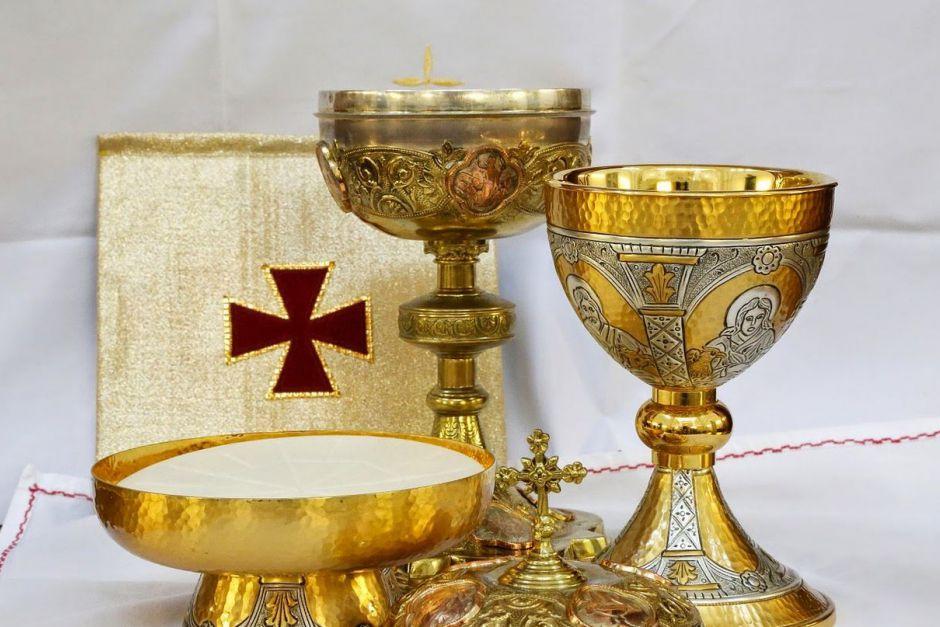 Msza święta - dzień kapłański - 25 stycznia 2019 r. godz. 15.00