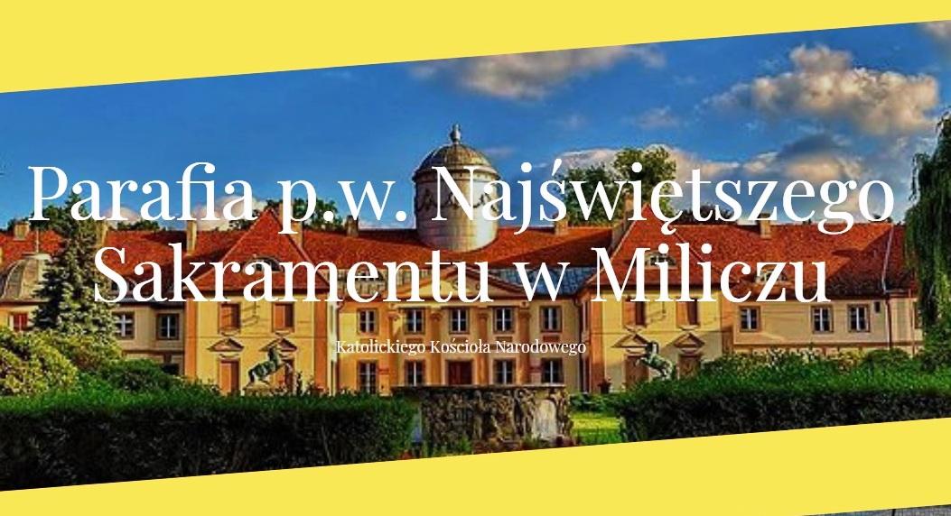 Parafia Najświętszego Sakramentu w Miliczu