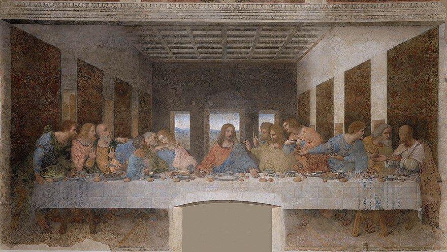 Co jadł Pan Jezus podczas  Ostatniej Wieczerzy