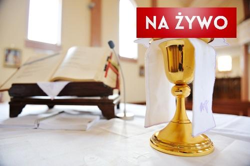 Msza święta niedzielna - Niedziela Miłosierdzia Bożego - 28.04.2019 godz. 10.00
