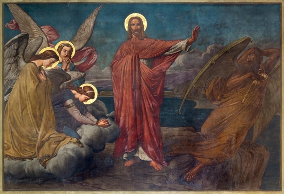 Katecheza na temat modlitwy Pańskiej – ale nas zbaw ode złego. Amen wtorek 26.03.2019r. godz. 20.00