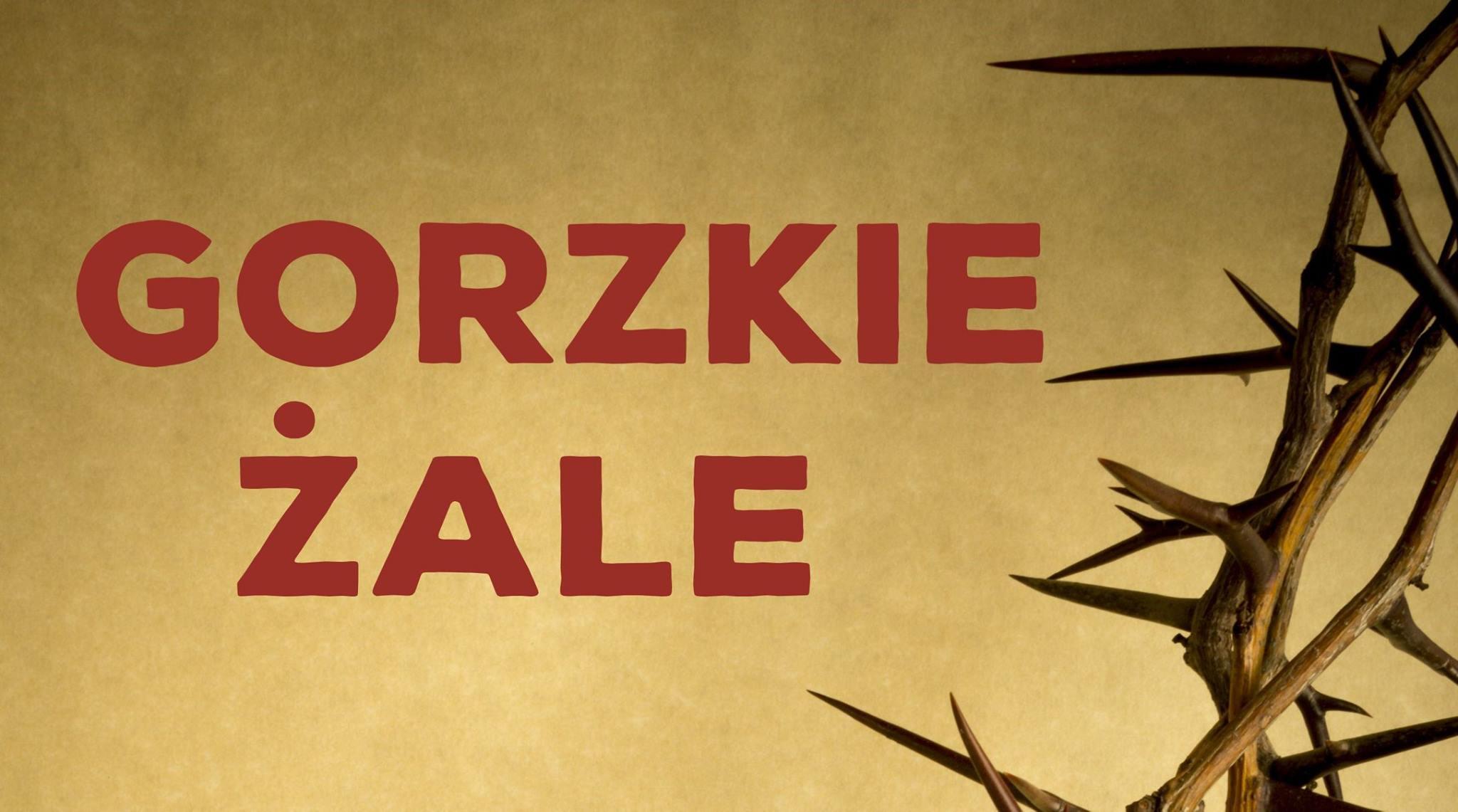 Gorzkie Żale - IV Niedziela Wielkiego Postu 31.03.2019 godz. 17.00