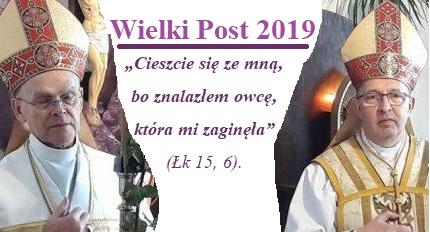 List Biskupów Polski na Wielki Post 2019