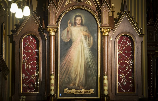 Msza święta z Wielunia -  Niedziela Miłosierdzia Bożego 28.04.2019