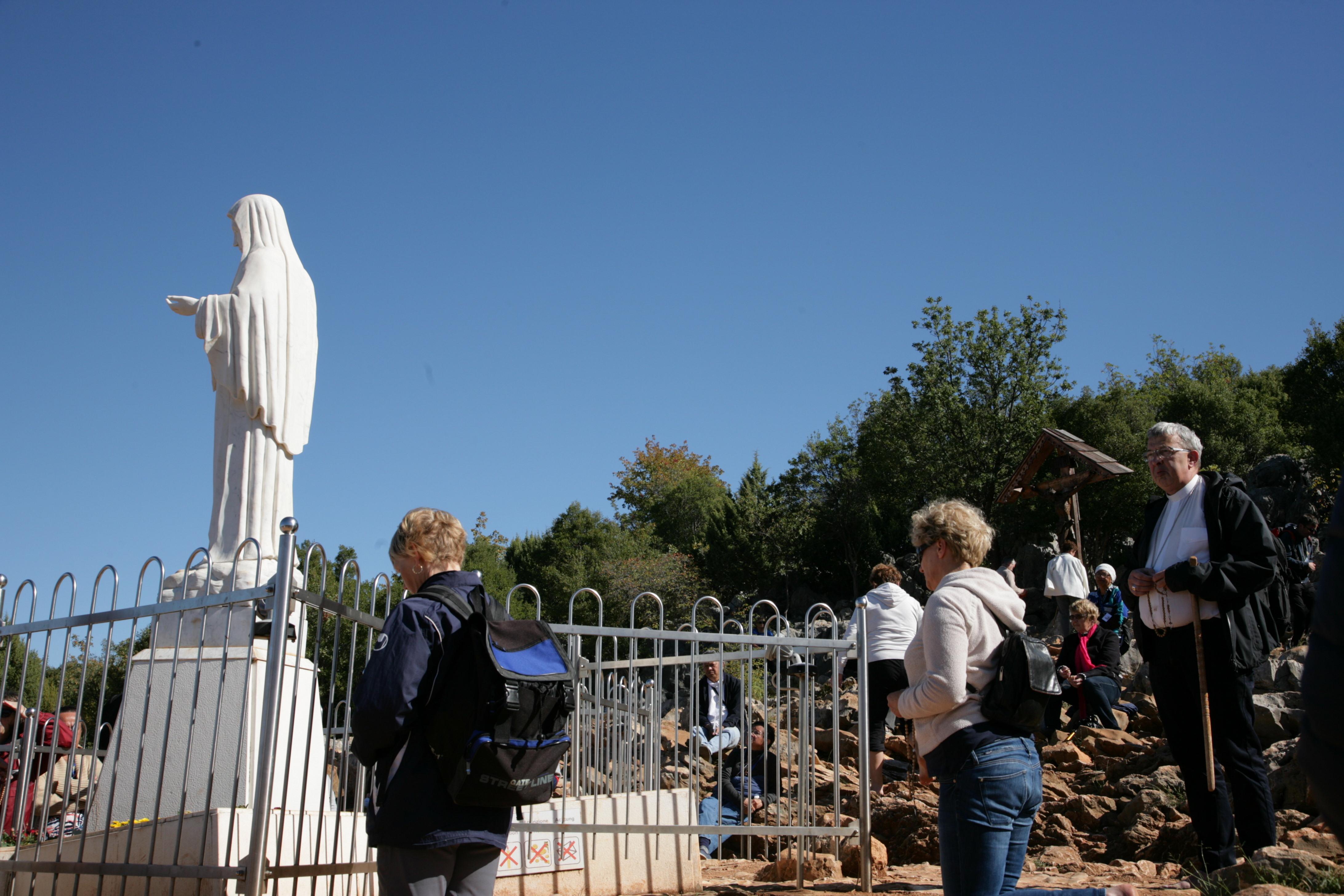 Cud Medjugorie oczyma Siostry Emmanuel Maillard
