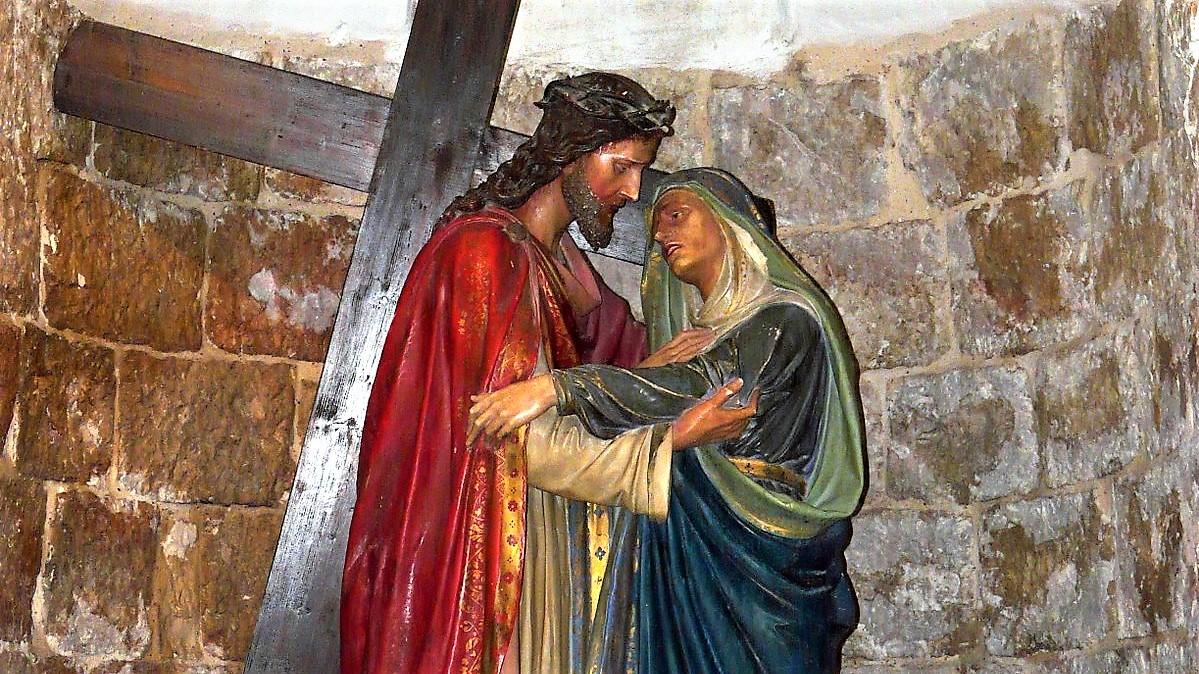 Droga Krzyżowa o liczne i święte powołania do kapłaństwa 12.04.2019 r. godz. 19.30
