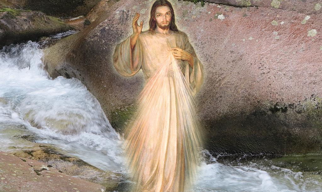 II Niedziela Wielkanocna - niedziela Miłosierdzia Bożego - 28 kwietnia 2019