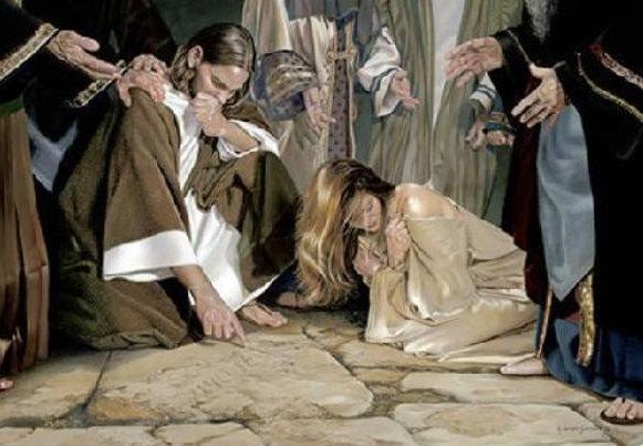 Homilia na V Niedzielę Wielkiego Postu 07.04.2019