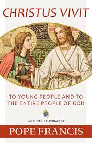 Christus Vivit - nowa adhortacja papieża Franciszka