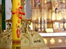 Liturgia Wigilii Paschalnej z kaplicy Biskupiej p.w. Najświętszego Sakramentu - Wielka Sobota 20.04.2019 r. godz. 20.00