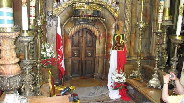 Msza święta w intencji Polski  w Jerozolimie. Zawsze 3 maja od ponad 170 lat!