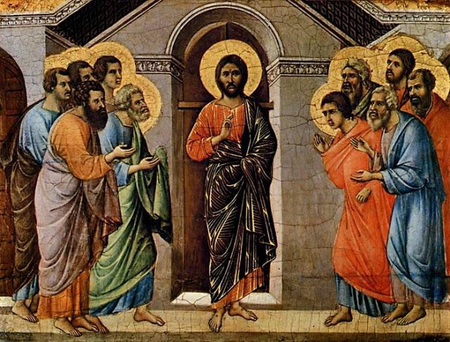 Homilia na III Niedzielę Zmartwychwstania Panskiego - 05 maja 2019