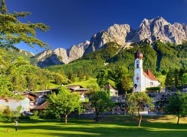 Uroczystości religijne w Bawarii
