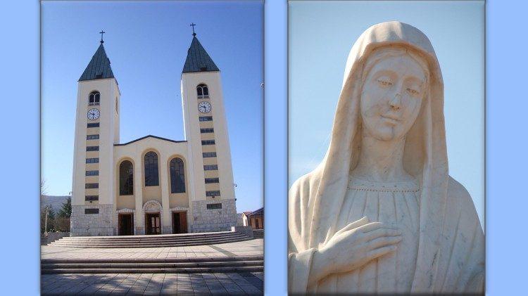 Papież zezwolił na pielgrzymki do Medjugorie