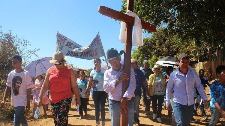 Radosne i pokojowe Marsze dla Jezusa