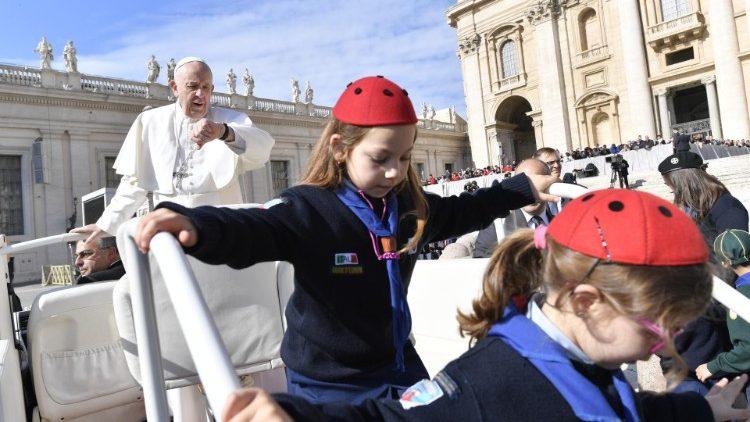 Ważny głos papieża Franciszka w sprawie modlitwy Ojcze nasz