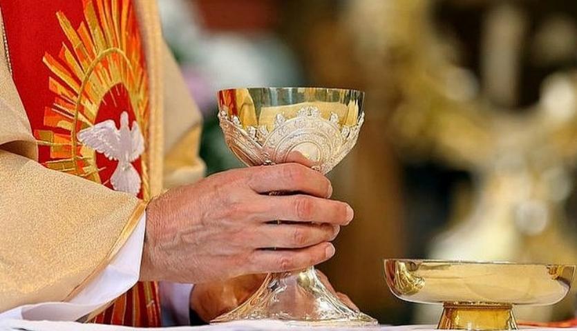 Msza święta z Parafii p.w. Zesłania Ducha Świętego w Szczecinie - niedziela 23.06.2019 r. godz. 11.00