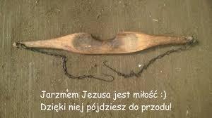Jarzmo Jezusa - myśli Pana na nowy tydzień