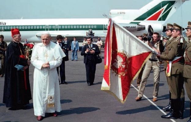 """""""Chrystusa nie można wyłączyć z dziejów człowieka w jakimkolwiek miejscu na ziemi""""- czterdziestolecie pierwszej wizyty świętego Jana Pawła II w Polsce"""