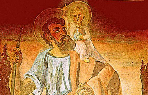 Święci Jakub i Krzysztof