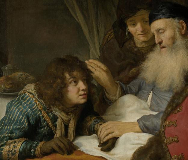 Katecheza dla szukających Boga - podstępnie uzyskane błogosławieństwo przez Jakuba (Stary Testamen)