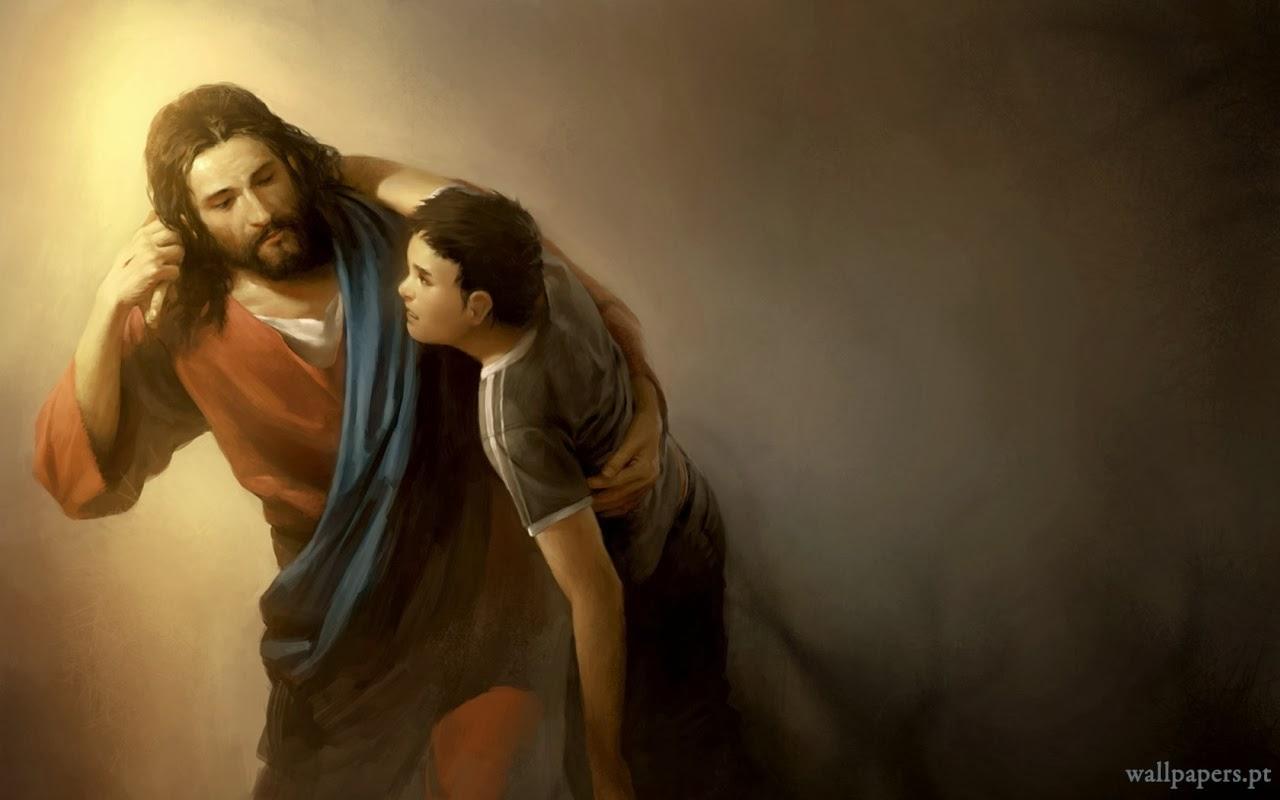 Weźcie moje jarzmo na siebie i uczcie się ode Mnie, bo jestem cichy i pokorny sercem - motto rozpoczynającego się  tygodnia