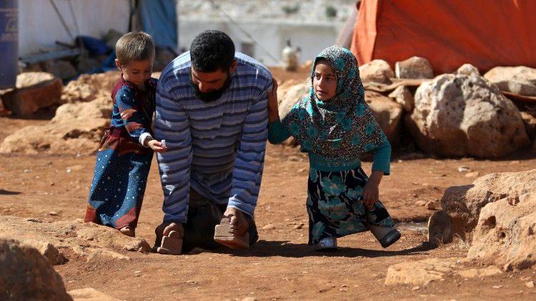 W Syrii wojna się nie skończyła, sytuacja jest dramatyczna