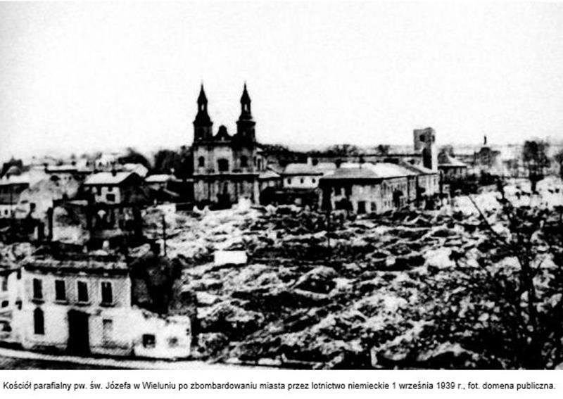 80 rocznica wybuchu II wojny światowej 01 września 2019