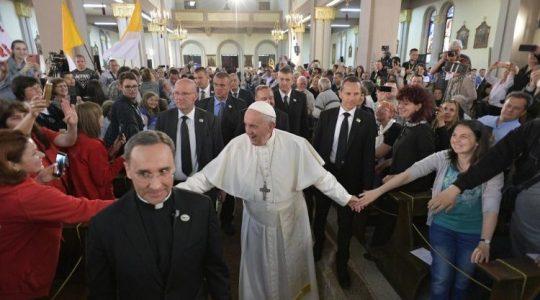 Kościół wzrasta dzięki atrakcyjności świadectwa