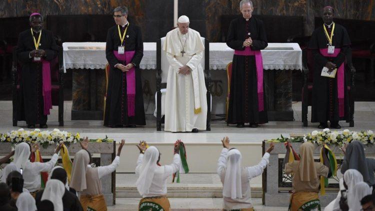 Papież do kapłanów: odnawiajcie swe powołanie