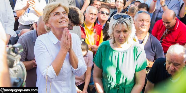 Pielgrzymka do Matki Bożej Królowej Pokoju w Medjugorje