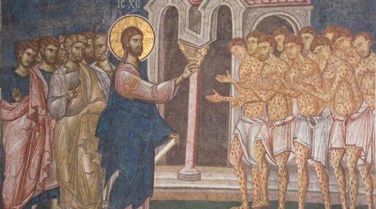 Homilia na XXVIII niedzielę zwykłą
