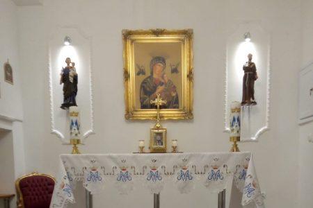 Uroczystość poświęcenia kaplicy parafialnej w Ostrowcu Świętokrzyskim