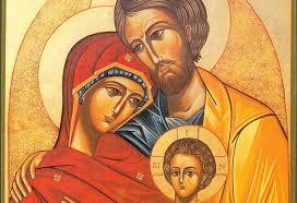 Święta  Rodzina lekarstwem na duchową pustynię - niedziela Świętej Rodziny 29 .12.2019