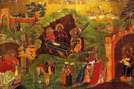 Słowo stało się ciałem i zamieszkało między nami - druga niedziela po Narodzeniu Pańskim 05 stycznia 2020