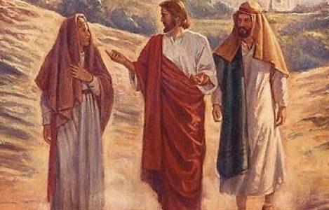 Spotkanie z Jezusem w drodze