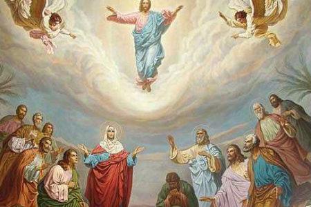 Nadzieja na niebo - niedziela Wniebowstąpienia Pańskiego