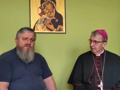 Wywiad Charbel TV z księdzem Biskupem Adamem Rośkiem 15.06.2020
