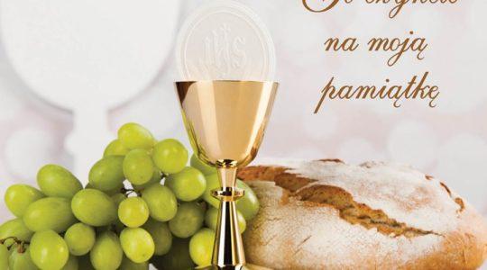Jak wielki cud Bóg uczynił, że Chleb w Ciało swe przemienił!