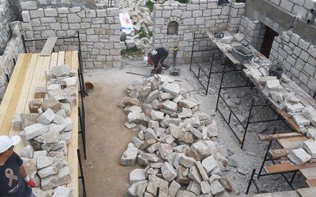 Postępy w budowie Sanktuarium Matki Bożej Wniebowziętej