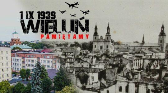 82 rocznica wybuchu II wojny światowej 01.09.2021