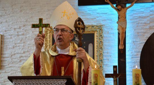 List pasterski Pierwszego Biskupa na Adwent 2020