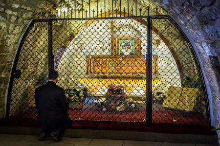 Uroczysta kanonizacja świętego Charbela 43 rocznica