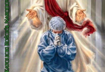 Modlitwa każdego Medyka