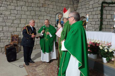 Festakt für den Bischof