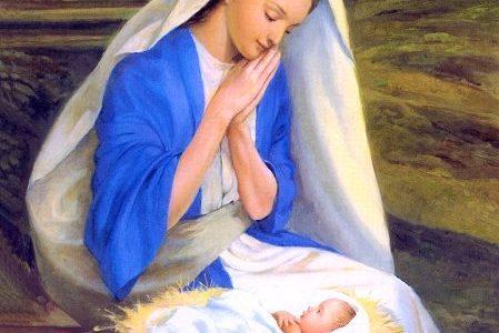 Nowy Rok - uroczystość Świętej Bożej Rodzicielki