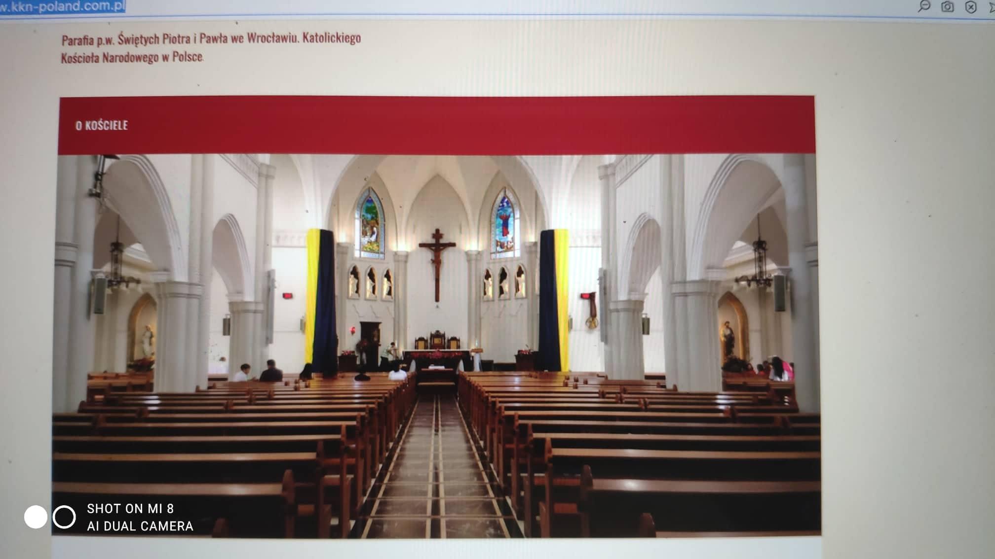 Parafia we Wroclawiu