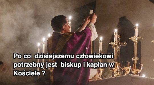Apologia kapłaństwa w Kościele Chrystusowym