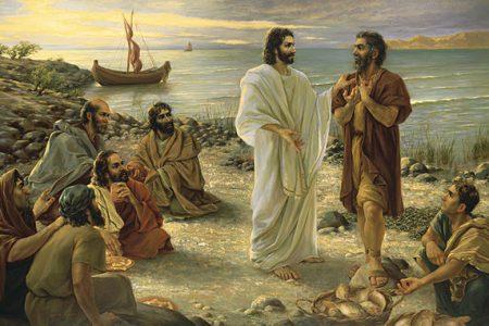 Piątek w Oktawie Wielkanocnej 09 kwietnia 2021